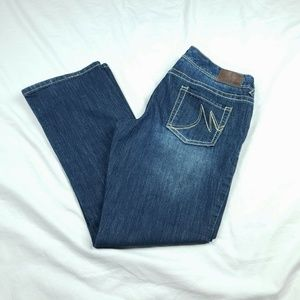 MAURICES Straight Leg Stretch Size 9/10 Short